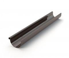 100 mm latakas 3m., GAMRAT (PVC)