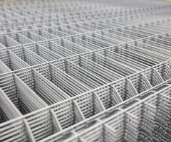 Segmentas tvorai 2,5X1,53 m., [200x50 mm], o-4,00 mm (ZN)